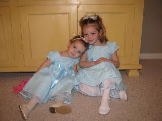 My girls…