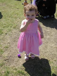 Easter Egg Hunt at the park!