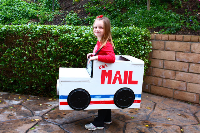 Mail Time!