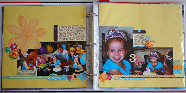 Project Life – Addison's Book