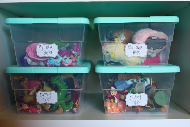 11 Tips For Keeping Kids Toys Organized: Kids' Closet Organization
