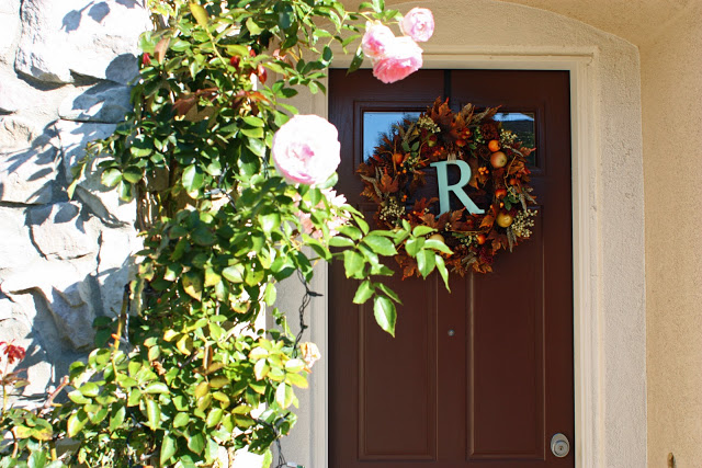 Fall Wreath (pinspiration!)