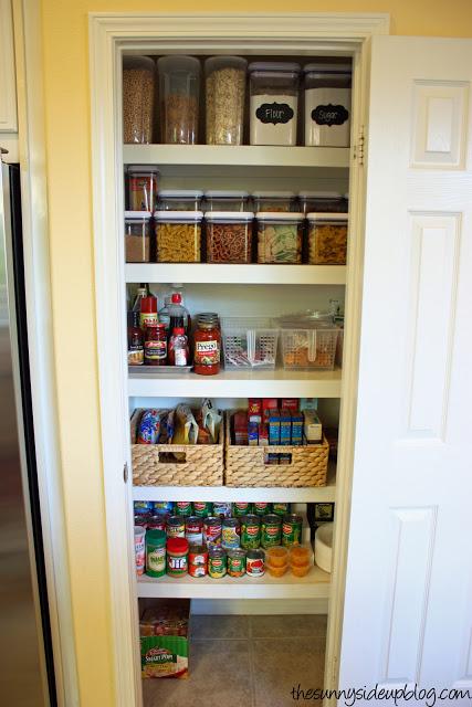 Pantry Organization – the next level!