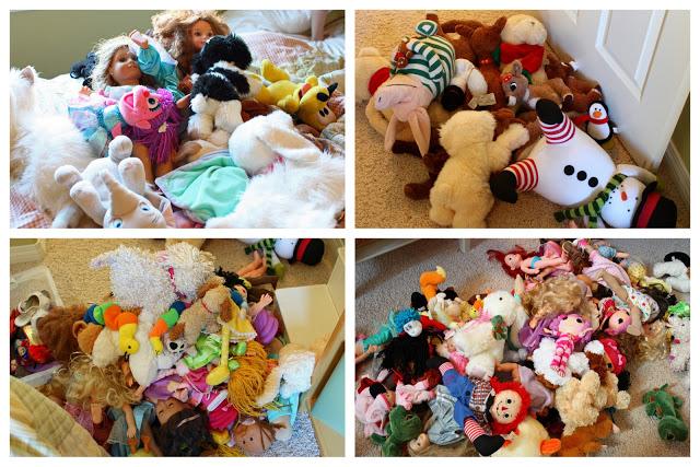 Organization: Current List/Stuffed Animals