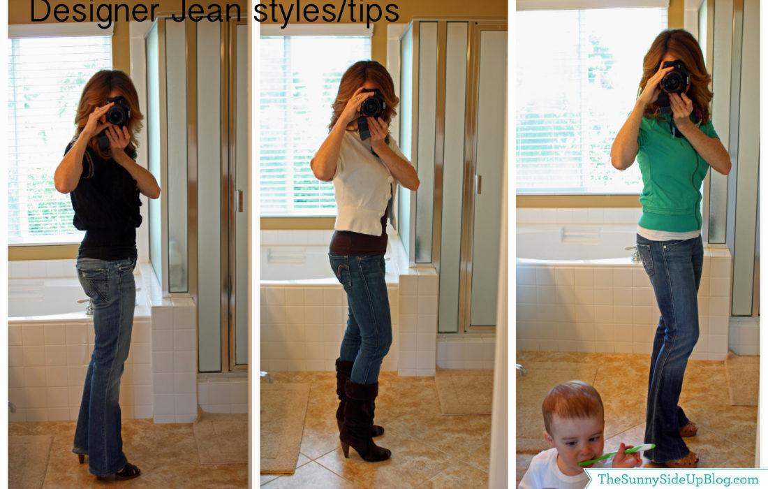 Let's talk jeans