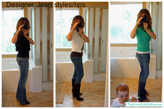 ca09b227b6bed Let's talk jeans - The Sunny Side Up Blog