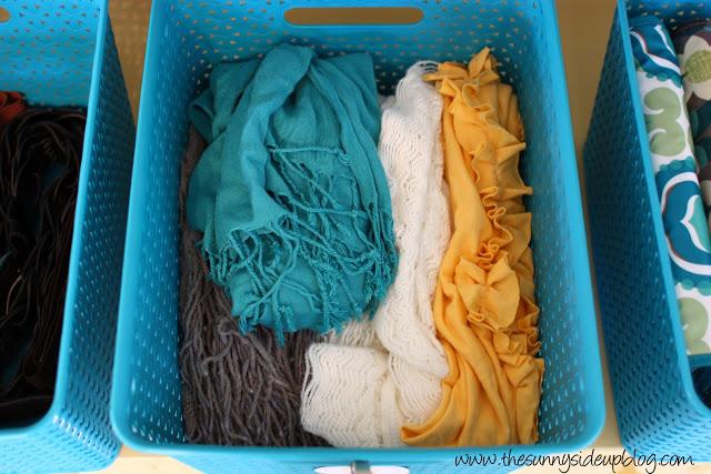 Master Closet Organization (take one)