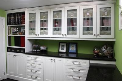 Designing A Functional Separate Work Kitchen