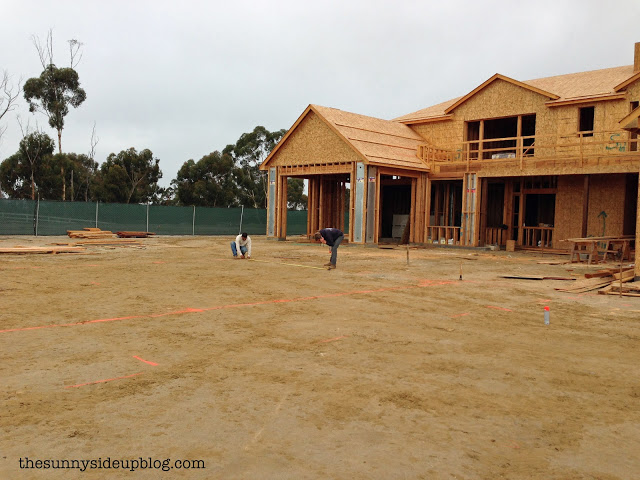 New house ramblings