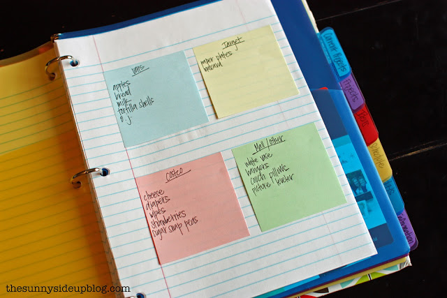 Time Management Notepad