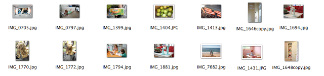 Organizing pictures on your computer