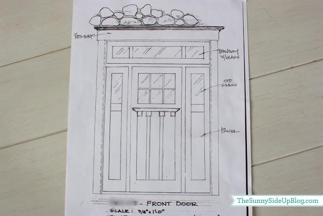 drywall/front door