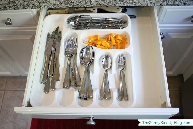 Organized Silverware