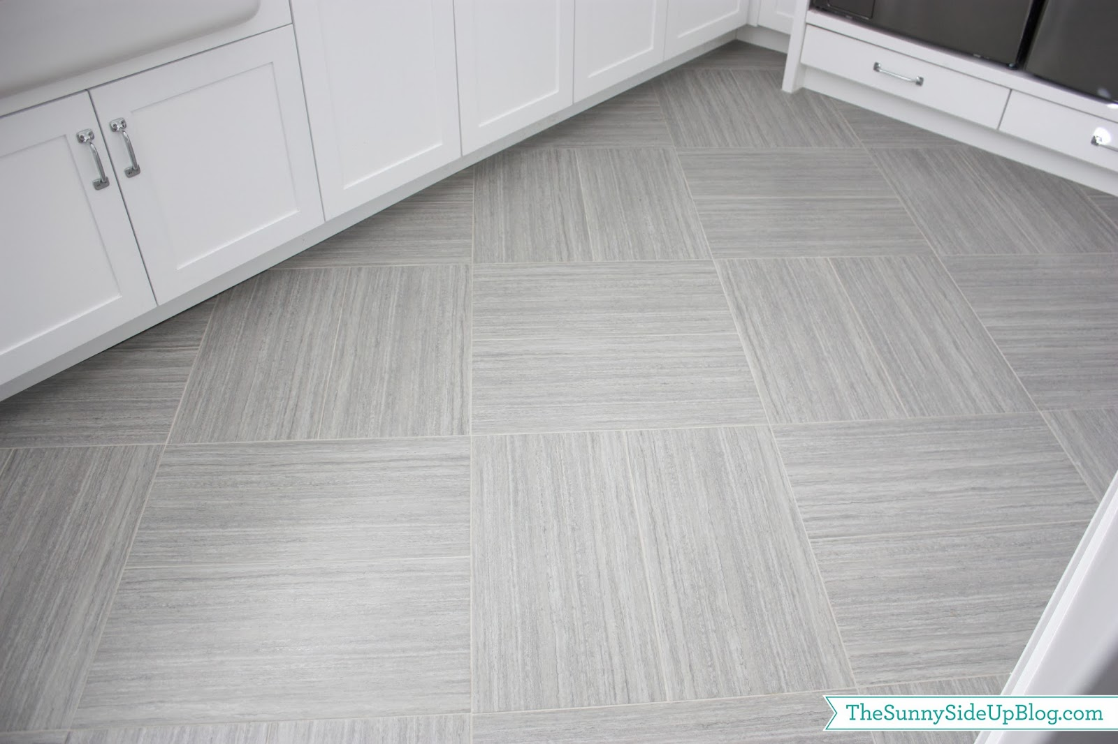 Tile flooring for laundry room interior design tile flooring traditional laundry room other by gladiator downstairs laundry room the sunny side up blog dailygadgetfo Choice Image