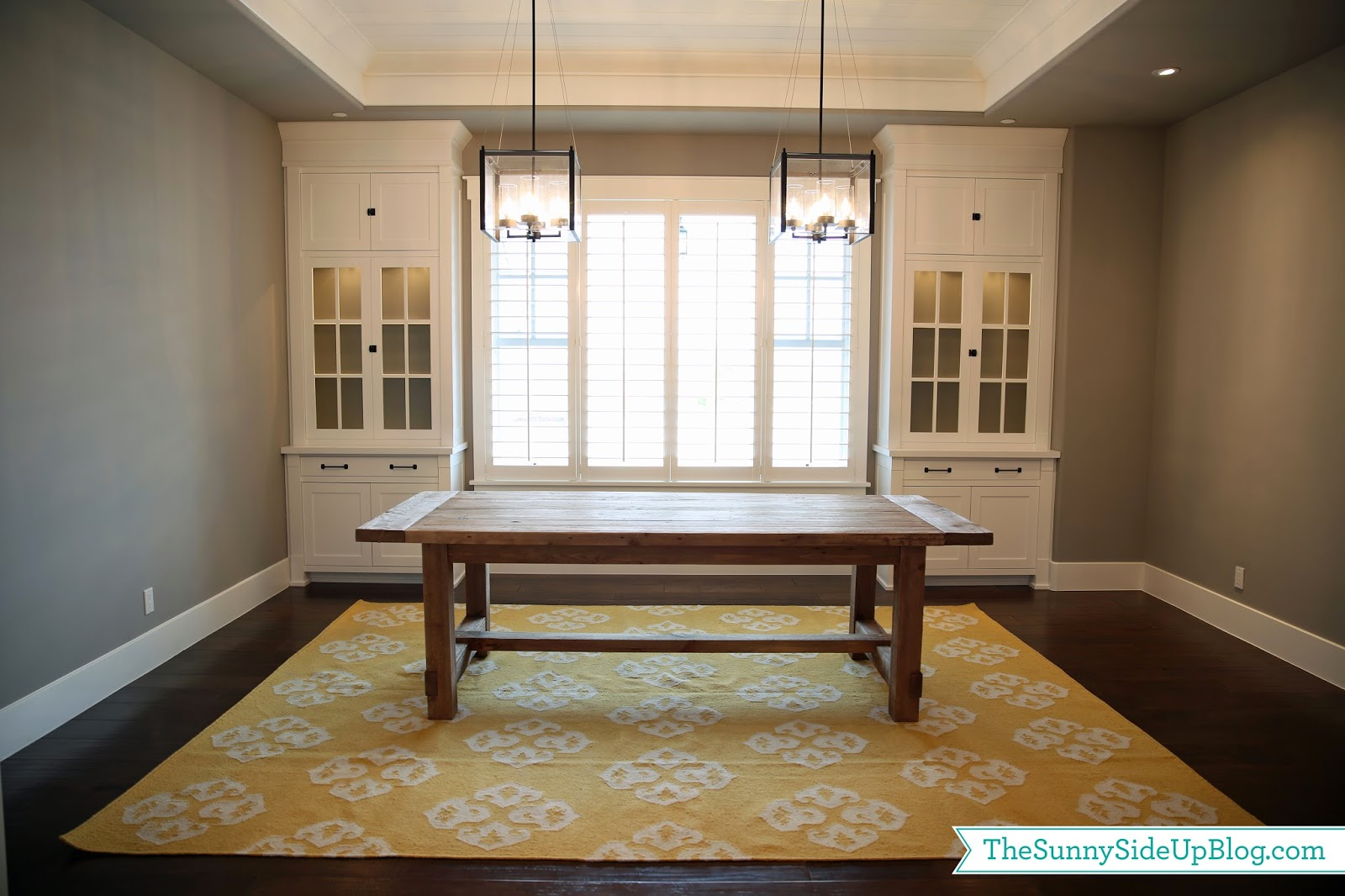 Formal Dining Room – decor plan!