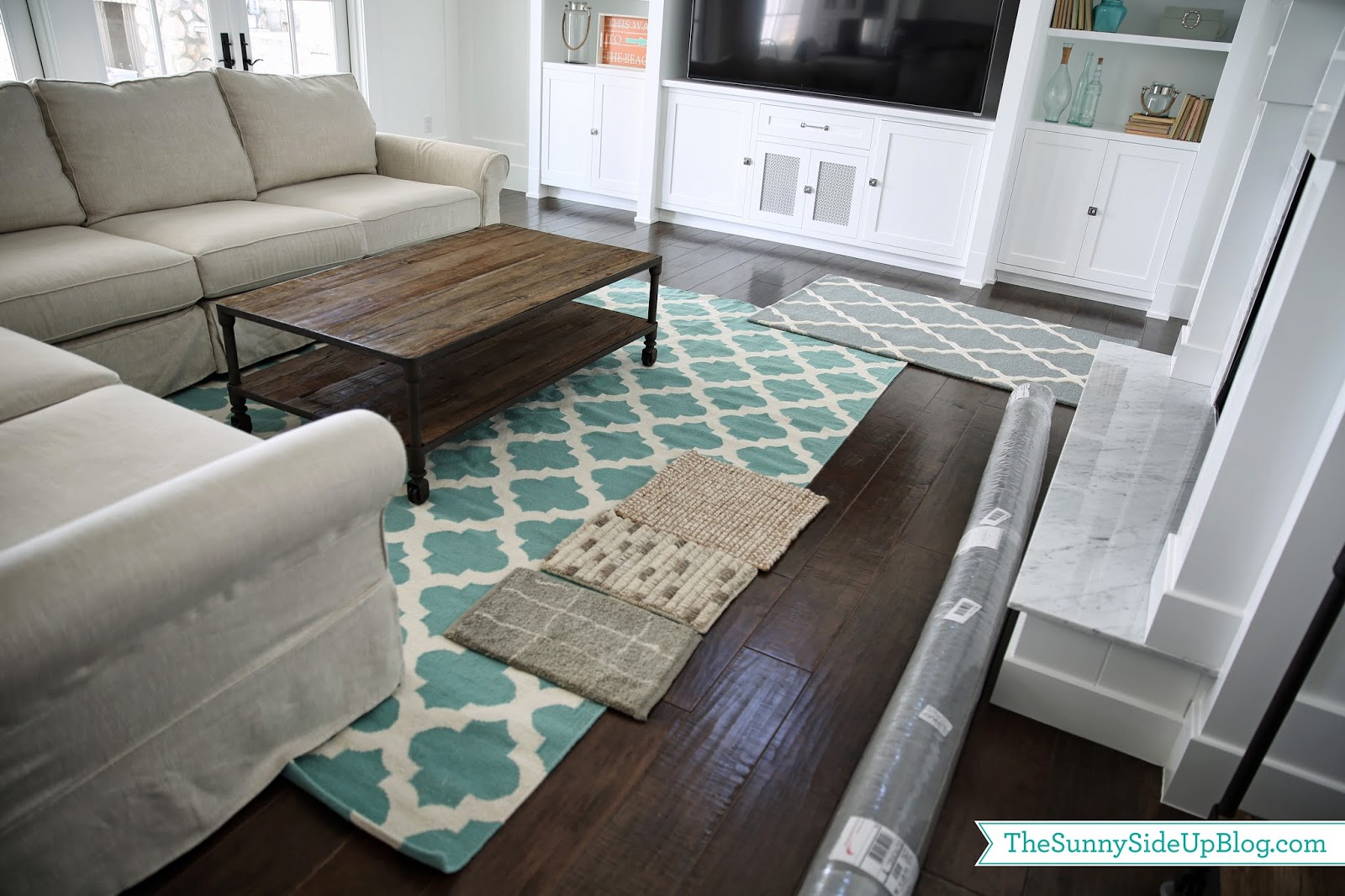 Family Room Decor Update! - The Sunny Side Up Blog