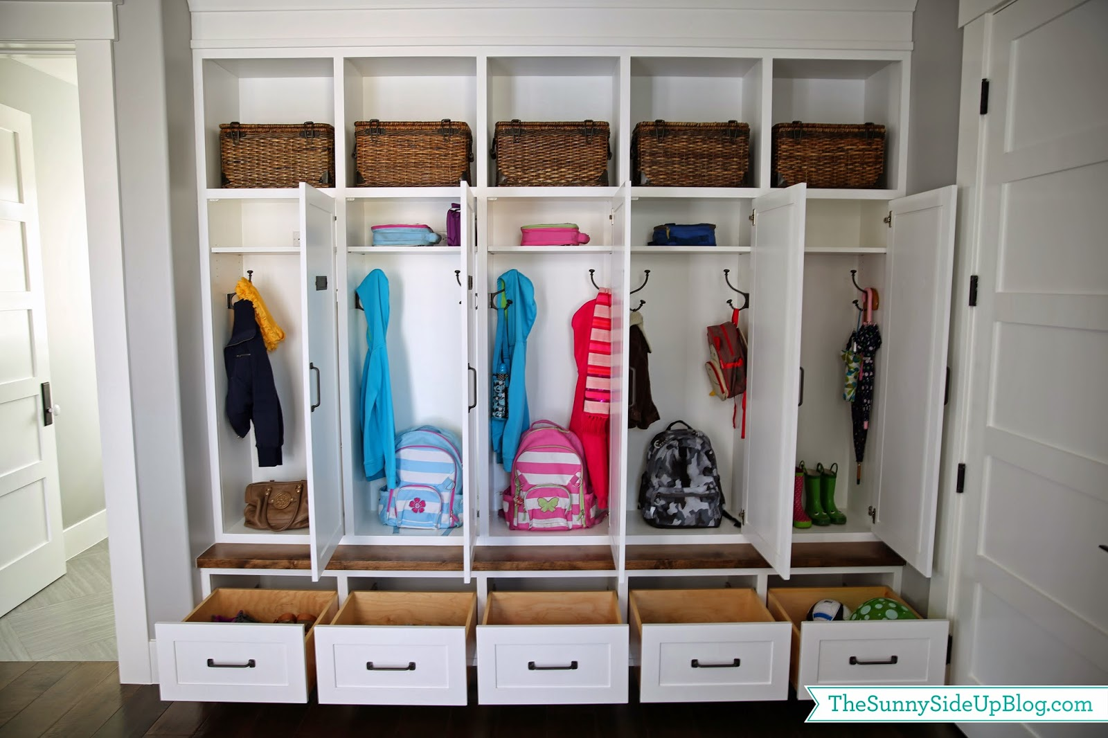 Ikea Shoe Cubby My New Organized Mudroom The Sunny Side Up Blog