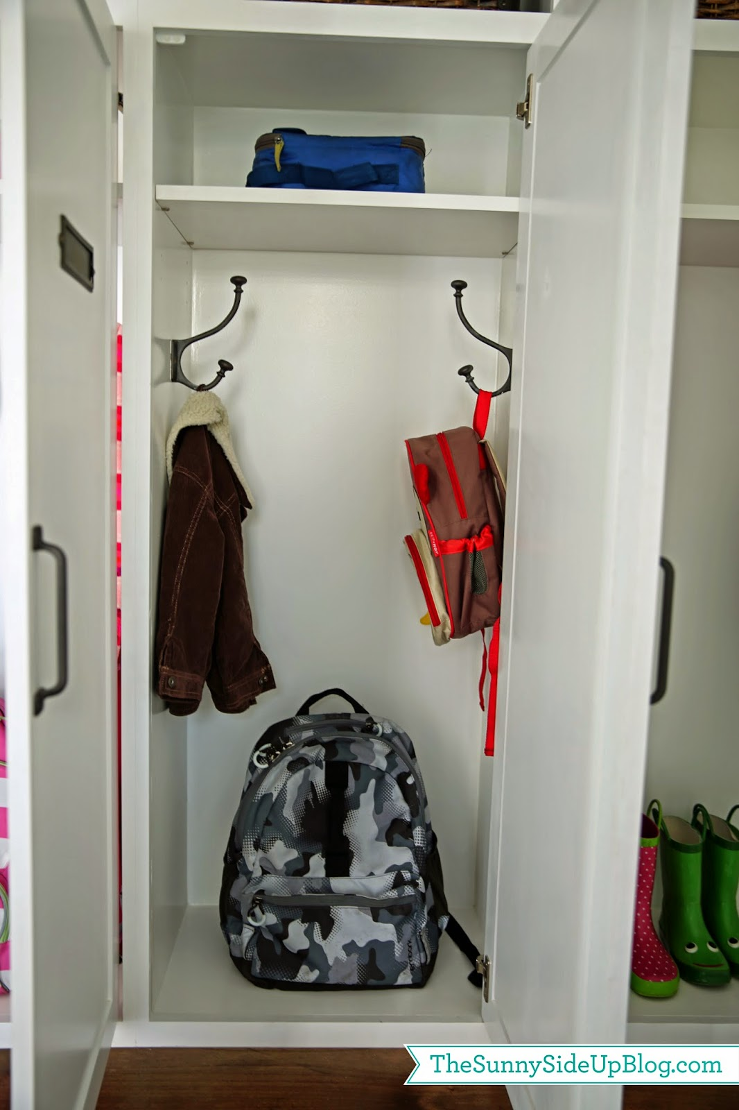 Mudroom Q Amp A The Sunny Side Up Blog