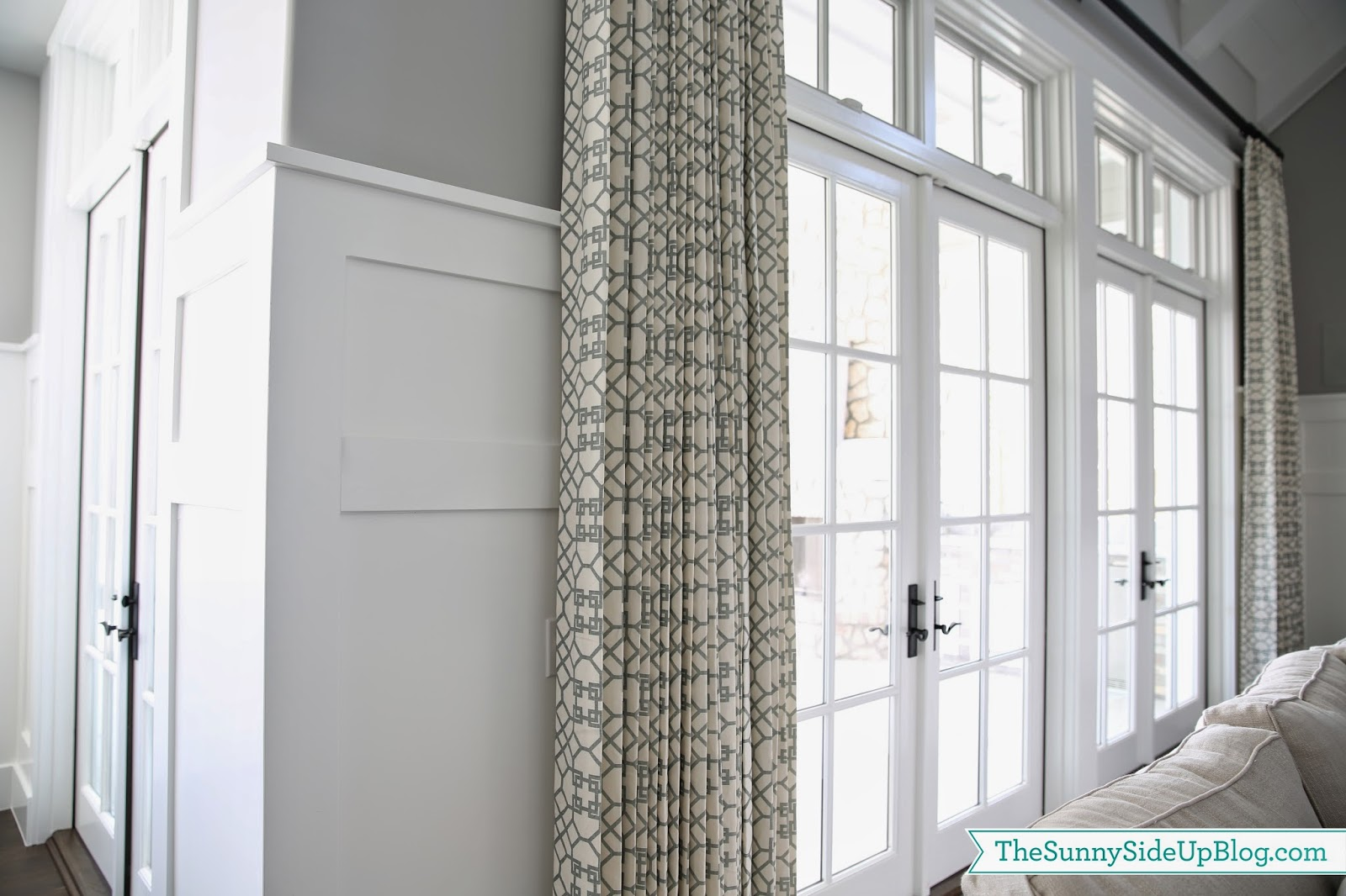 depot and curtains modern treatments window en with decor geometric drapes the home categories go canada