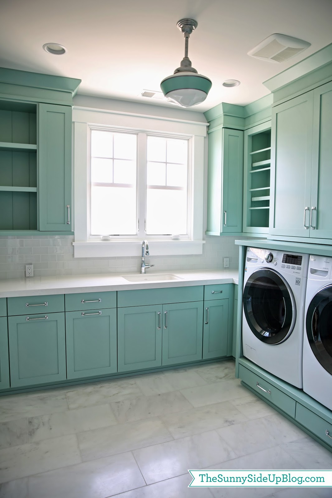 Pretty Bedrooms Upstairs Laundry Room The Sunny Side Up Blog