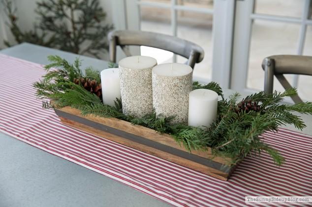 christmas-table-centerpiece