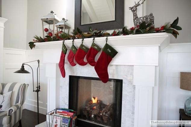 craftsman-style-fireplace