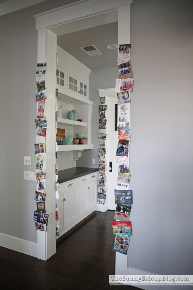 christmas-card-pantry-display