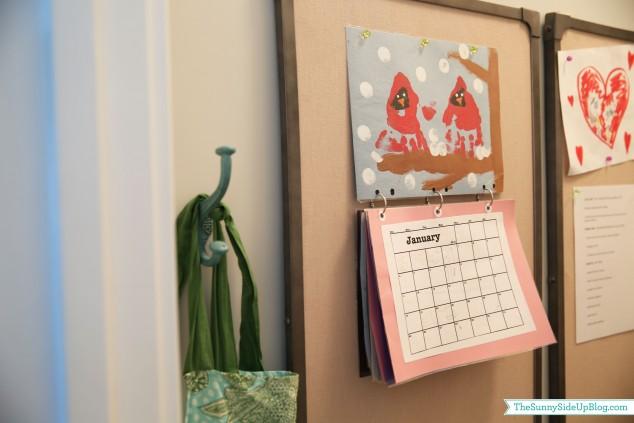 handprint-calendar
