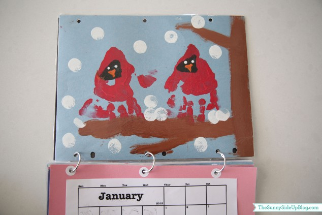 january-handprint-calendar