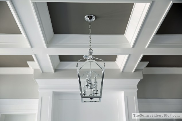 chrome-lantern-in-formal-living-room