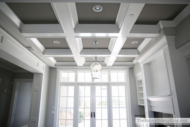 coffered-ceiling-with-dark-grey-paint