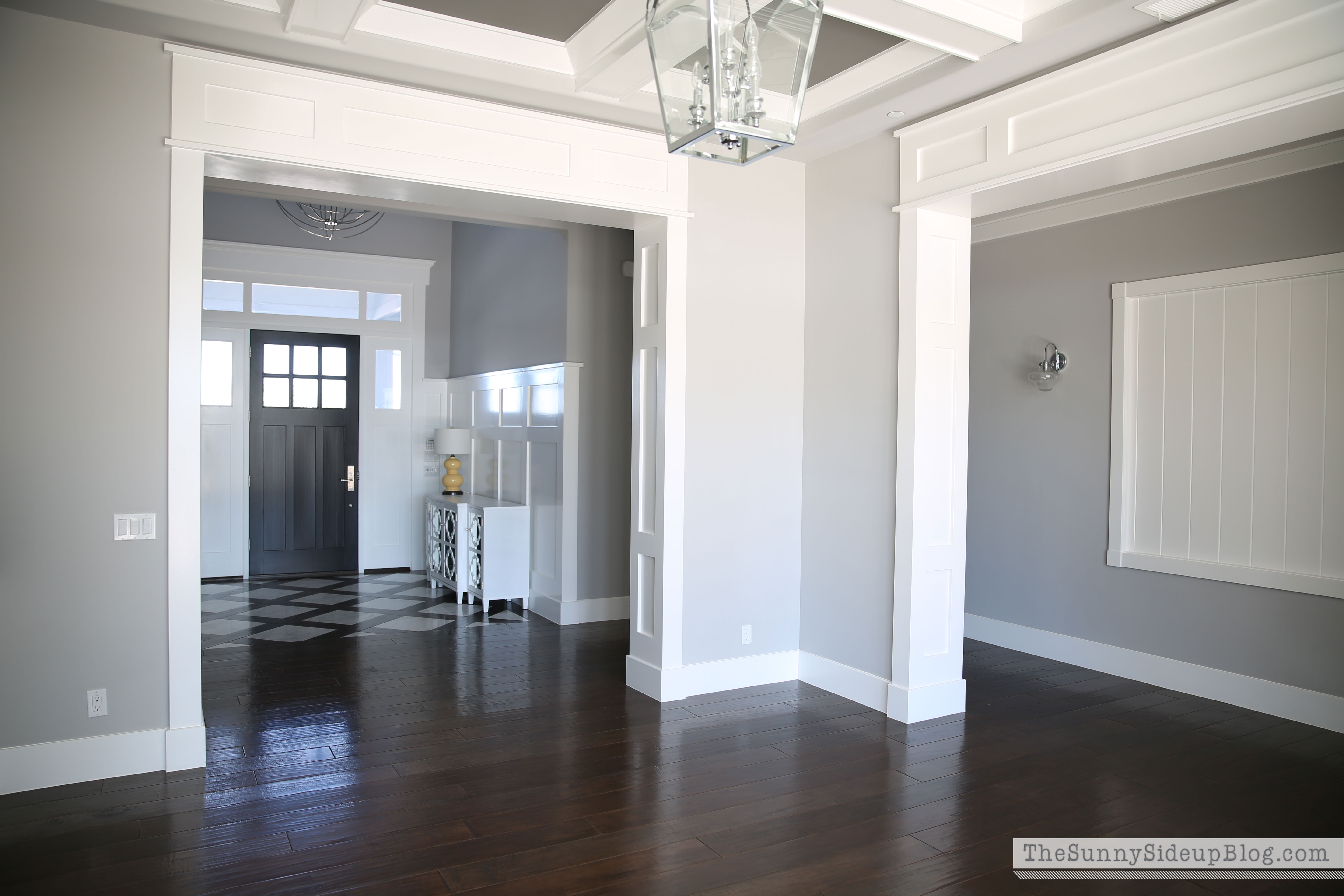 Our Formal Living Room Blank Slate The Sunny Side Up Blog