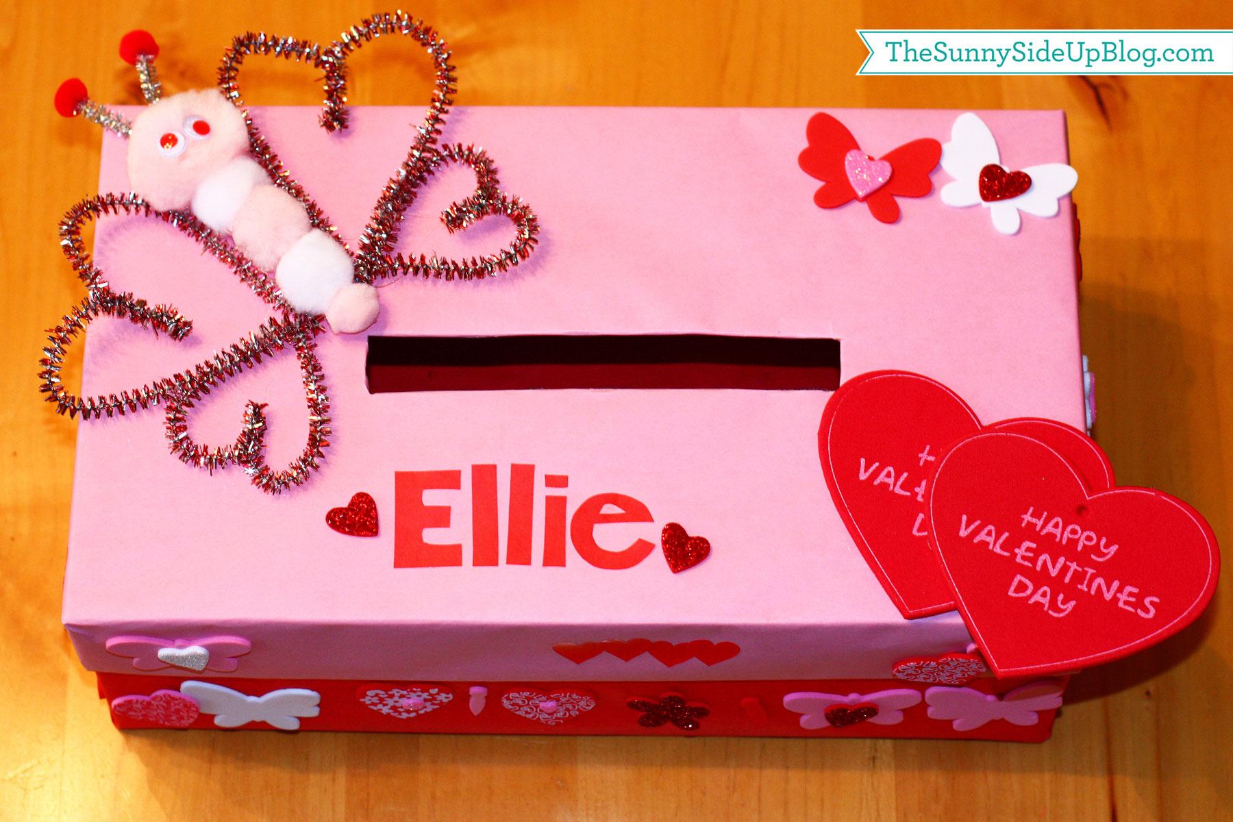 Schön Creative Valentine Box Idea