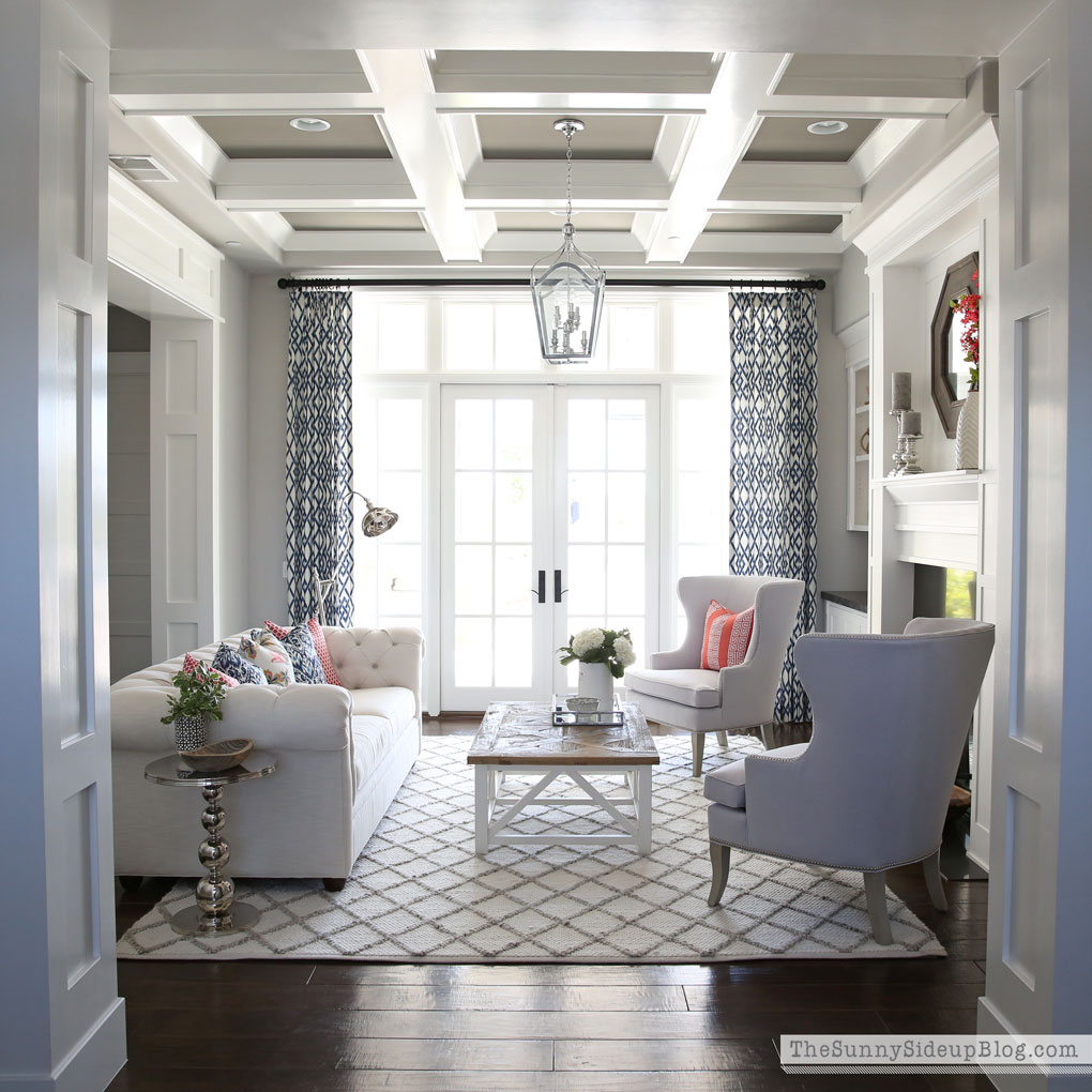astonishing formal living room decorating | Organized Playroom - The Sunny Side Up Blog