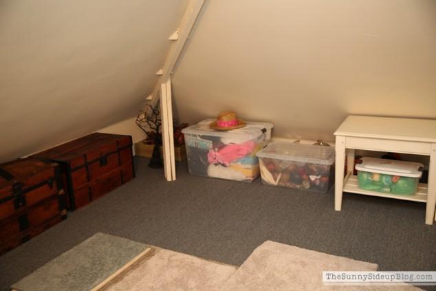 organized attic organized holiday decor_0009