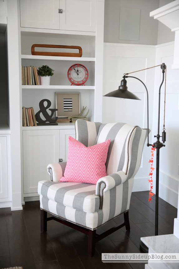 pottery barn chair