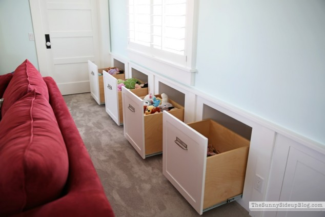 pull out toy organizers