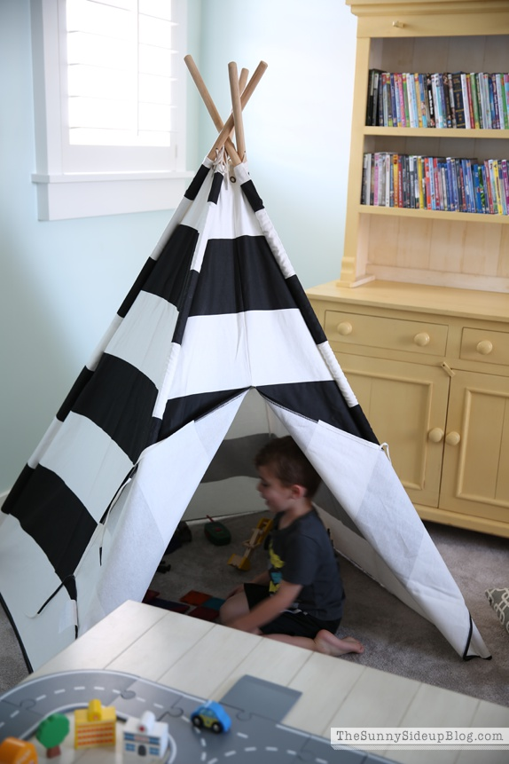 tepee from land of nod