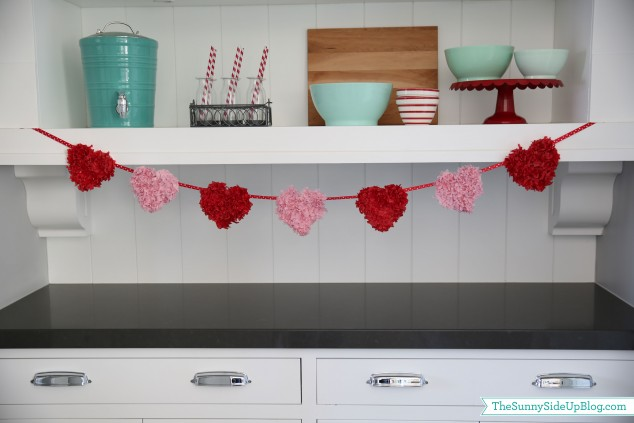 tissue-paper-heart-garland