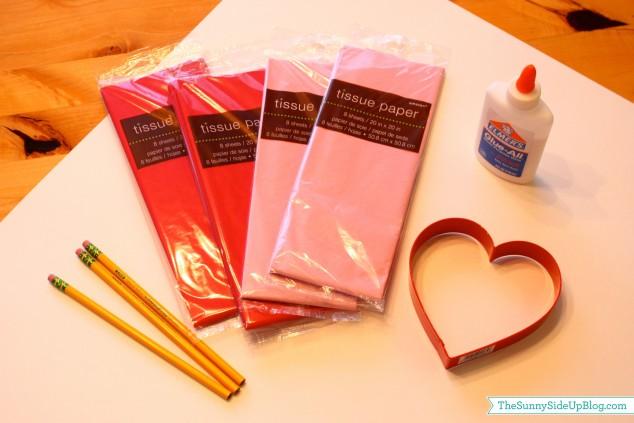 tissue-paper-heart-garland-for-valentines-day