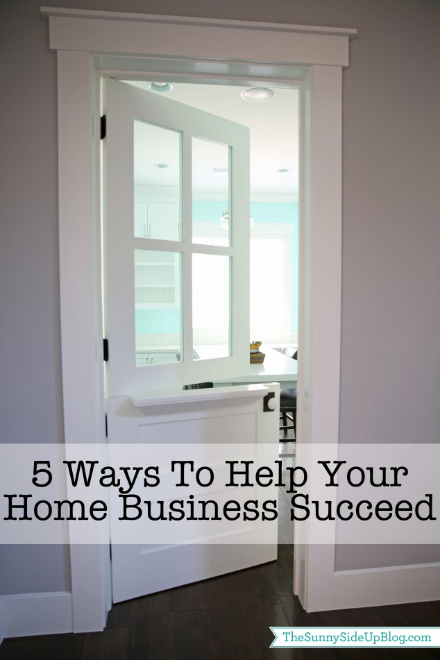 5-ways-to-help-your-home-business-succeed