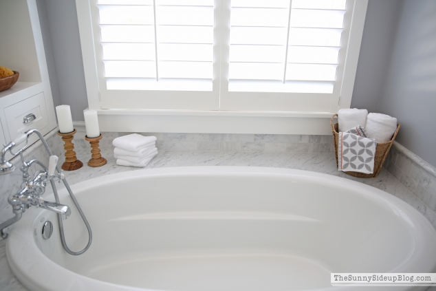 6 Foot Master Bathroom Tub