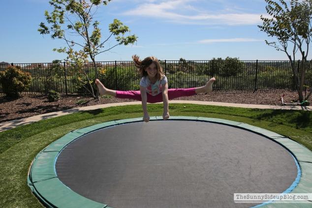 el-on-trampoline