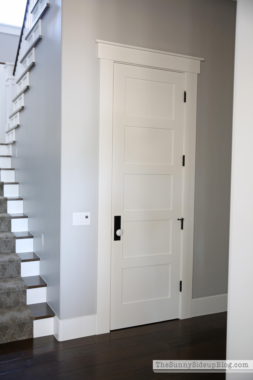 Under Stairs Closet Door images