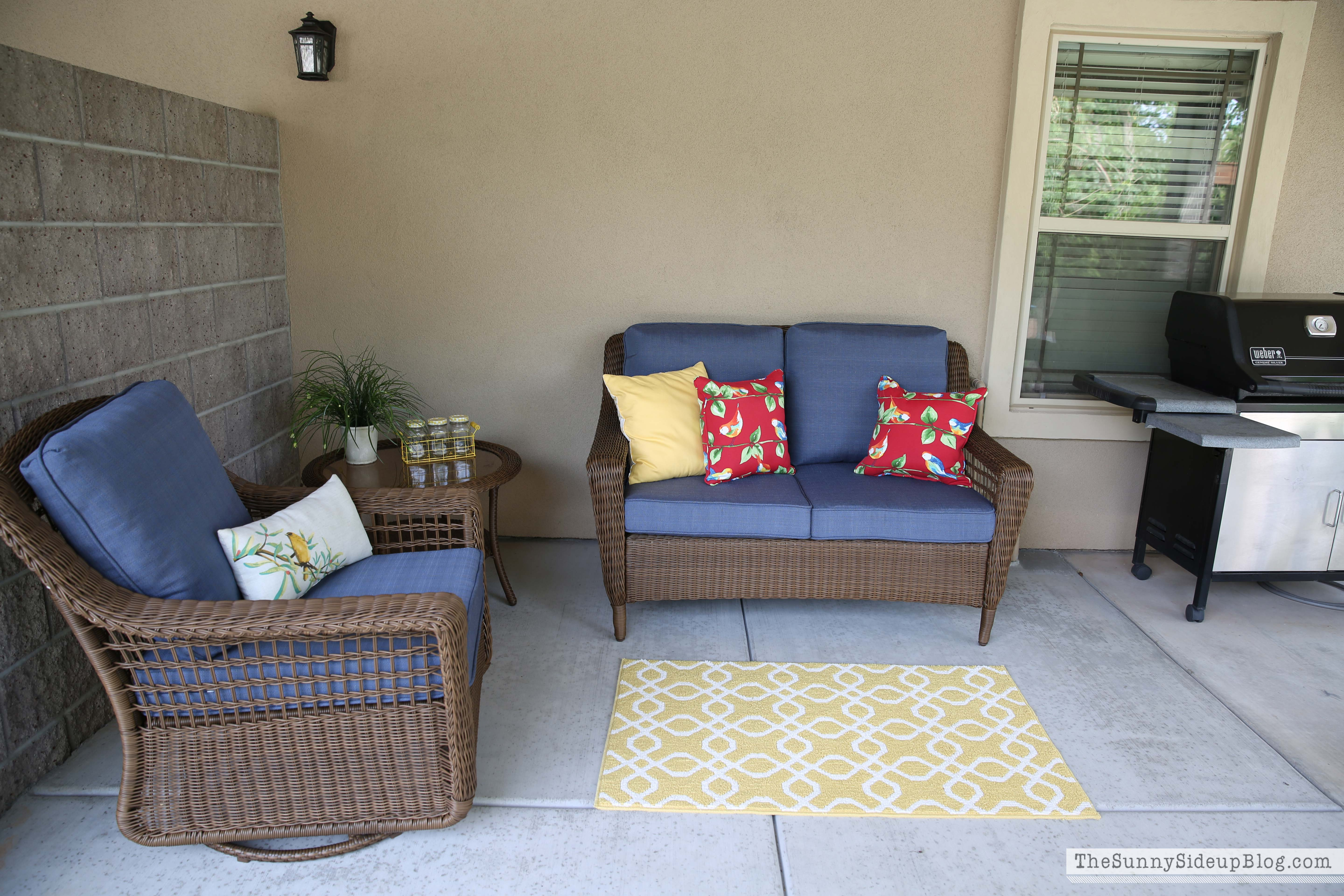 Mom 39 S New Outdoor Decor The Sunny Side Up Blog