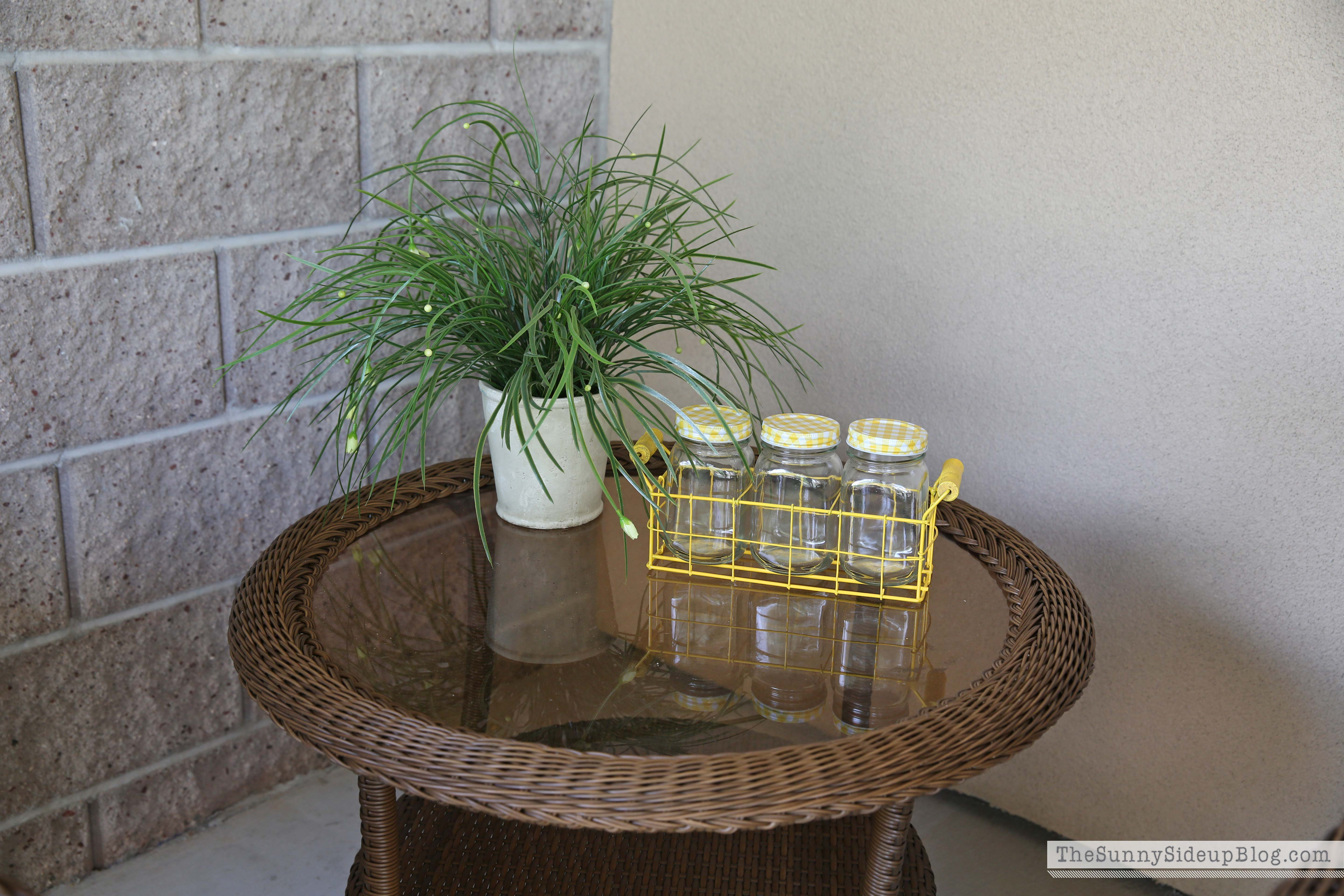Outdoor Table Decor Moms New Outdoor Decor The Sunny Side Up Blog
