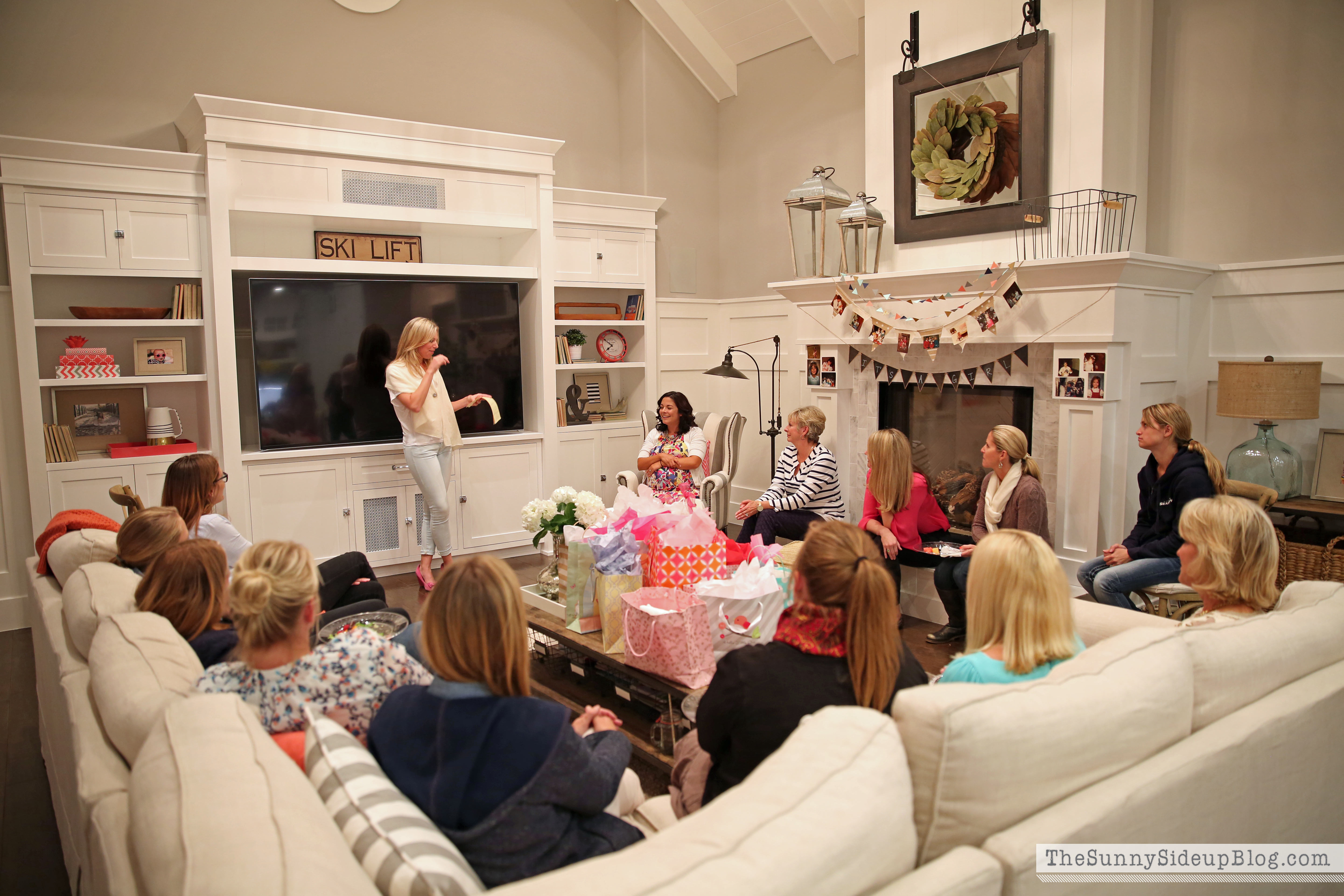 Baby Shower - The Sunny Side Up Blog