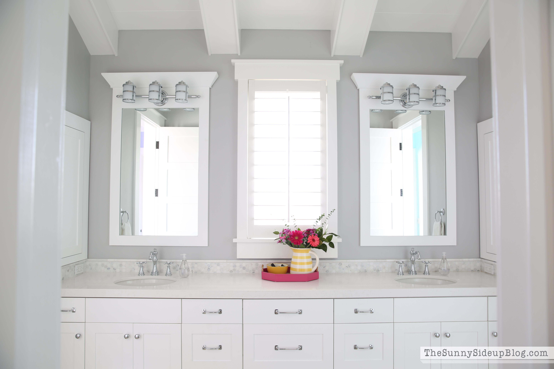 Girls Bathroom Decor The Sunny Side Up Blog