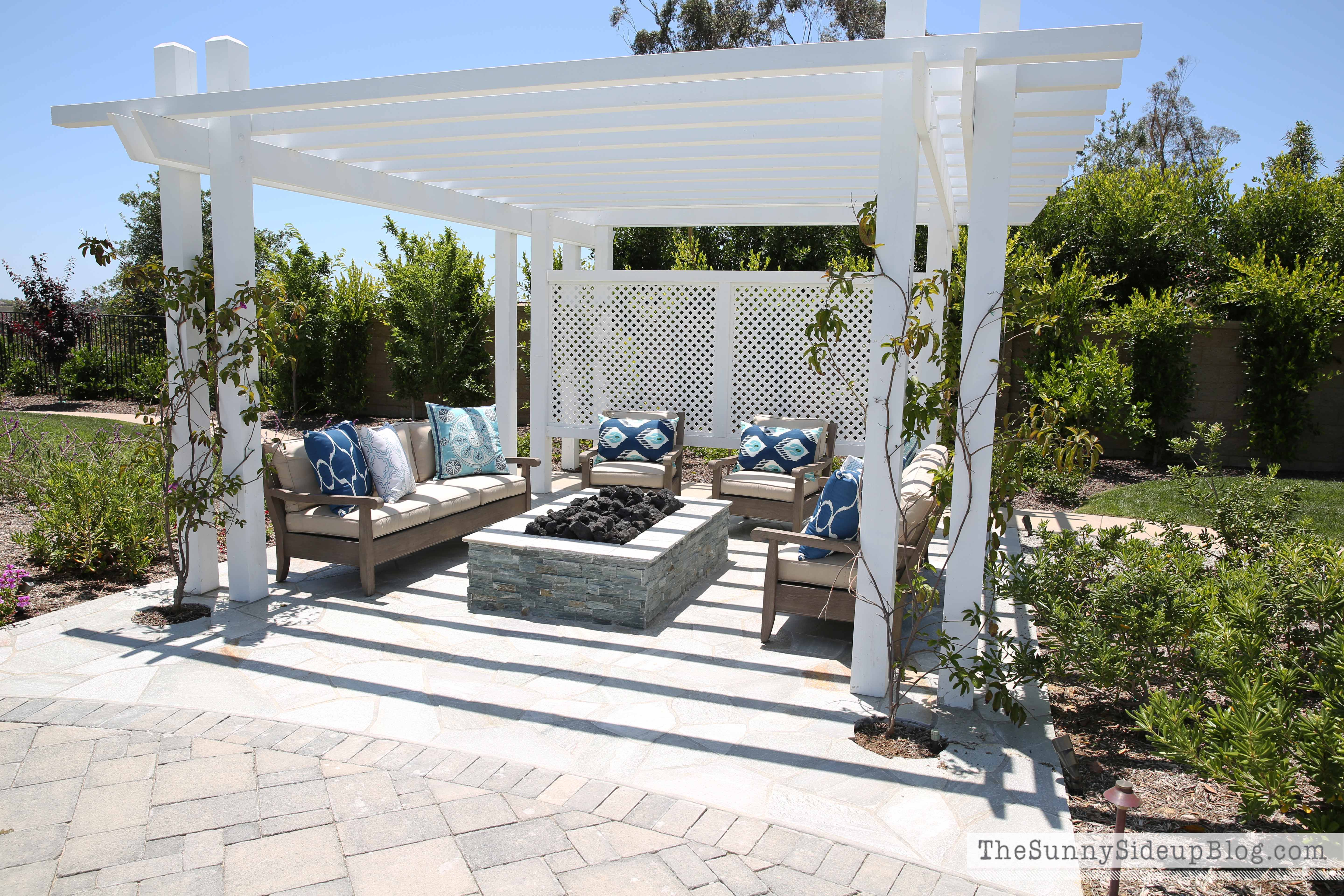 Firepit For Outdoor Entertaining