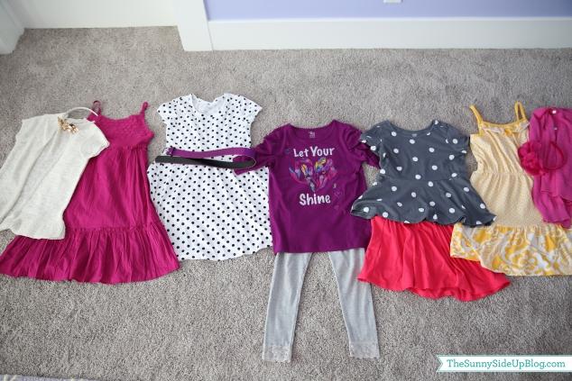 new school clothes